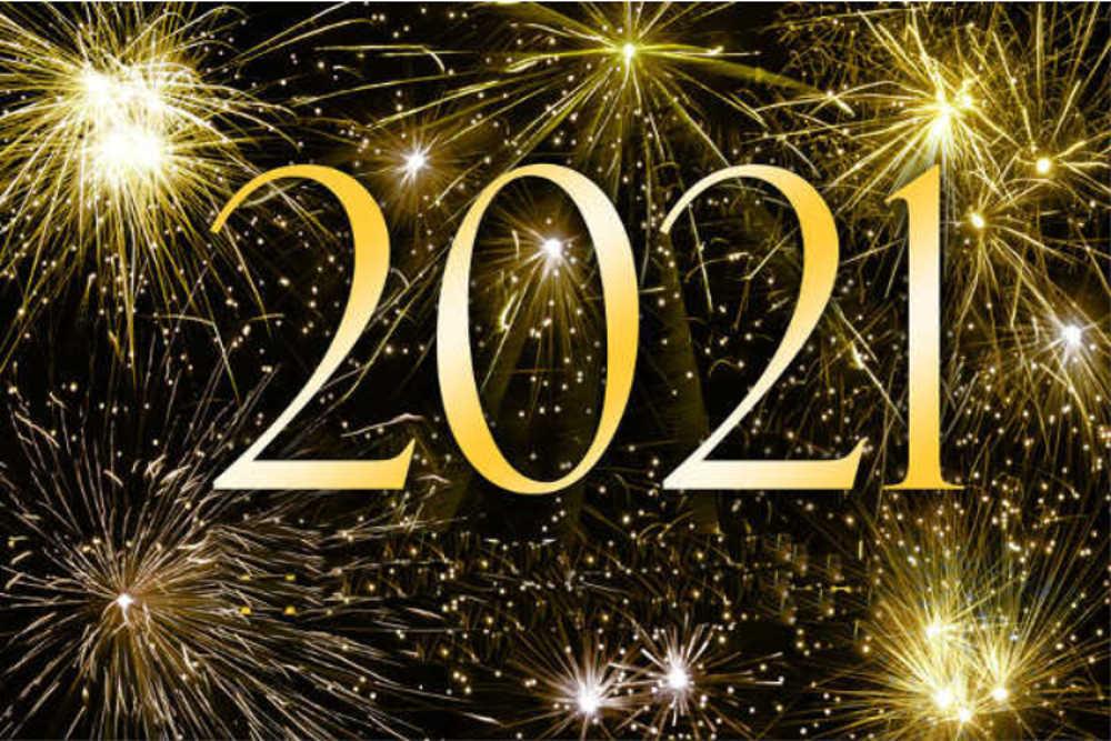 Tous nos vœux pour le nouvelle année !!!